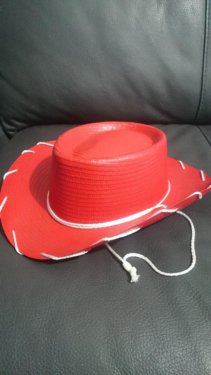 Decoración De Toy Story. Como Hacer Sombrero De Jessy La Vaquerita Imagui b2f3a90471b