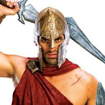 Casco Gladiador, 300, Spartano Para Adultos, Envio Gratis