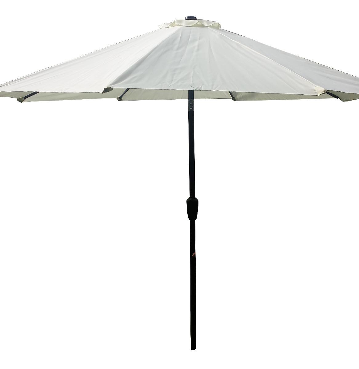 Sombrilla de posiciones para jardin playa o alberca for Como hacer una sombrilla para jardin