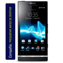 Sony Xperia S Lt126i Cám 12 Mpx Android Gps Wifi Apps Sms