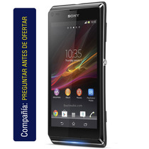 Sony Xperia L C2104 Cám 8 Mpx Wifi Android Apps Bluetooth