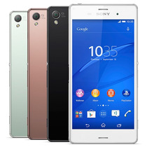 Sony Xperia Z3 D6603 Lte 4g Camara 20.7mp Android Lollipop