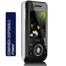 Sony Ericsson S500i Cám 2 Mpx Bluetooth Reproduc Música