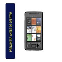 Sony Ericsson Xperia X1 Teclado Qwerty Cam 3.2mp Radio Fm