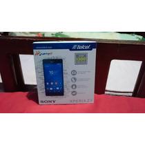 Sony Xperia Z3 Telcel Negro 4g Lte