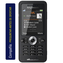 Sony Ericsson W302 Cam 2 Mpx Bluetooth Mensajería Radio Fm