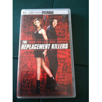 Psp The Replacement Killers Pelicula Umd