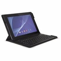 Teclado Oficial Bluetooth Sony Xperia Z2 Tablet Con Funda