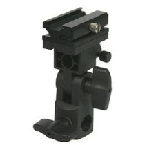 Flash Holder Soporte P Flash Y Sombrilla Bracket Flash Op4