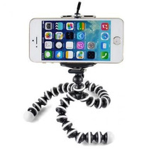 Tripie Pulpo Flexible Iphone Samsung Celular Camara Gopro