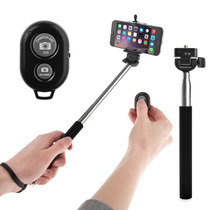 Selfie Stick Apple Android Monopod Bluetooth Go Pro