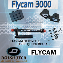 Nuevo Flycam 3000 Estabilizador Video Videocamara Steadycam
