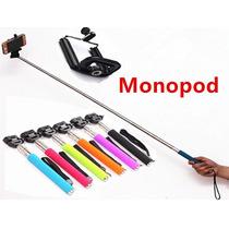 Monopod Selfie Stick - Colores De Moda - Envio Express