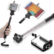 Baston Retractil Monopod Selfie Stick Iphone Samsung Lg Sony