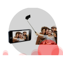 Brazo Monopod Bluetooth Selfie Stick Iphone Galaxy Android