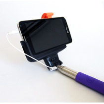 Baston Selfie Monopod Brazo Extendible Boton Iphone Ipod