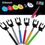 Monopod Bluetooth Control Selfie Stick Iphone Android