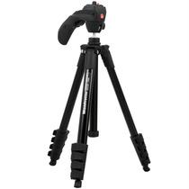 Manfrotto® Mkc3-h01 Tripié Compacto Para Canon Nikon Sony