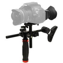Estabilizador Soporte Visor 3x Opteka Profesional Reflex