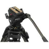 Tripie Para Video Magnus Vt-4000 Professional Cabezal Fluido