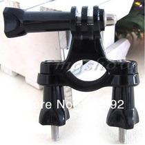 Soporte Base Cámara Go Pro 1 2 3 Manubrio Volante Bicicleta