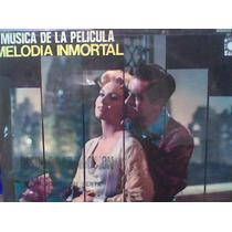 L.p.grande Pelicula Melodia Inmortal