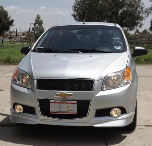 2013 Chevrolet Aveo 16 Sedan Blanco Modelo 2013 Al 2014