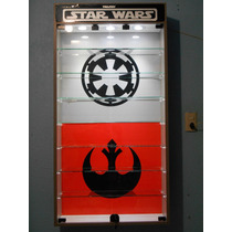 Vitrina Coleccionador Star Wars