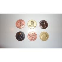 Monedas De La Guerra De Las Galaxias Star Wars De Colección