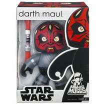 Star Wars Mighty Muggs Darth Maul Versión 1 Nuevo