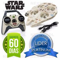 Star Wars Halcon Milenario Cuadricoptero Dron Drone Falcon