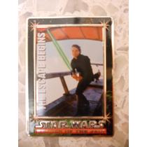Star Wars Return Of The Jedi Trading Card