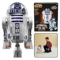 Star Wars R2d2 Interactive Astromech Droid Hasbro Rots 2005