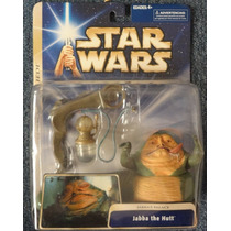 Jabba´s Palace Jabba The Hut Deluxe Star Wars Rotj 2003
