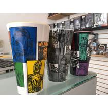 Star Wars Colección Vasos De Melamina 15 Cm