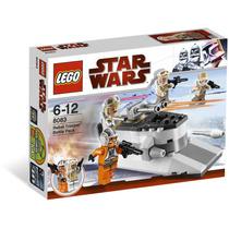 Lego Star Wars 8083 Rebel Trooper Battle Pack 2010 Muy Raro