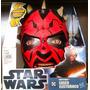 Star Wars Mascara Casco Electronico Darth Maul Hasbro