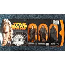 Star Wars Evolutions Anakin Skywalker To Darth Vader 2005