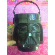 Star Wars Darh Vander Canasta Para Pedir Dulces En Halloween