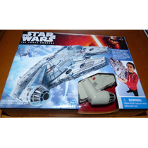 Halcon Milenario Star Wars Force Awakens Millenium Falcon