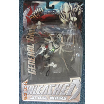 Star Wars Unleashed General Grievous Hasbro 8 Pulgadas 2005