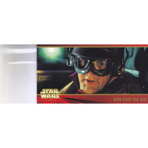Stars Wars Topps Widevision Episode 1 Star Pilot Ric #71