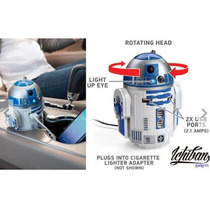 Cargador De Celular De Coche Star Wars R2-d2