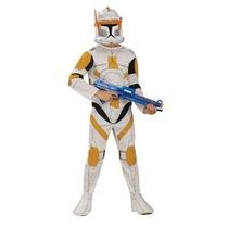 Comandante Cody Vestuario Medio Star Wars Clone Wars Clone T