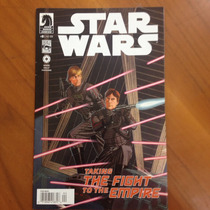 Comic Star Wars. # 8. Taking The Fight To The Empire.