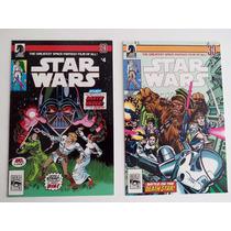 Comics Star Wars No. 3 Y 4 De Blister 30 Aniversario