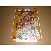Ultimate Power #1 Marvel Firmado