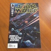 Comic Star Wars. # 11. Rebels Vs. The Galactic Empire.