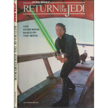 Return Of The Jedi Libro Basado En La Película 1983