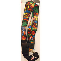 Lanyard Porta Llaves-gafete Batman Avengers Transformes
